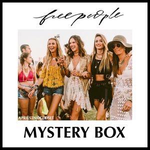 MYSTERY BOX FREE PEOPLE BOHO DRESSES TOPS MORE A2C